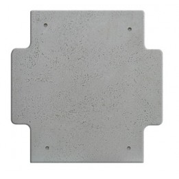 Betonplatte Puzzle 70x70