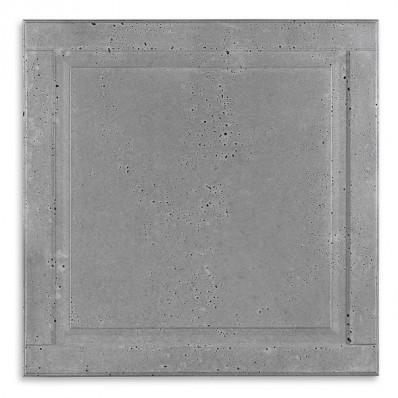 Betonplatte Fräs 60x60 cm.