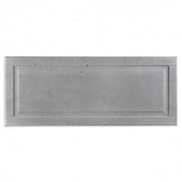 Betonplatte Fräs 400x100 cm.